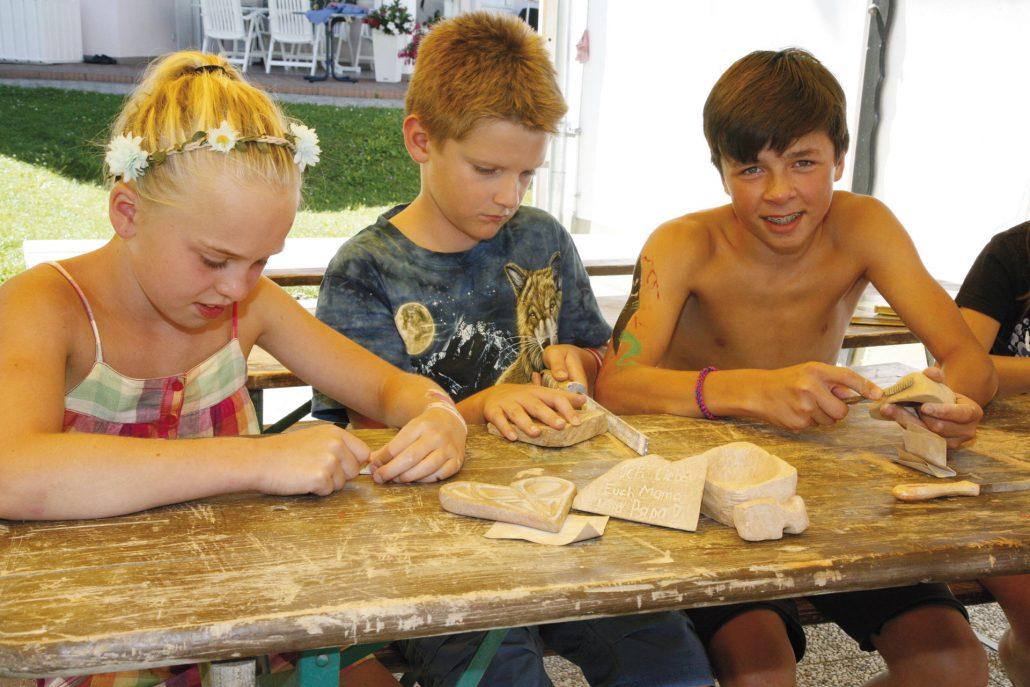 Children | FKK-Camping Müllerhof