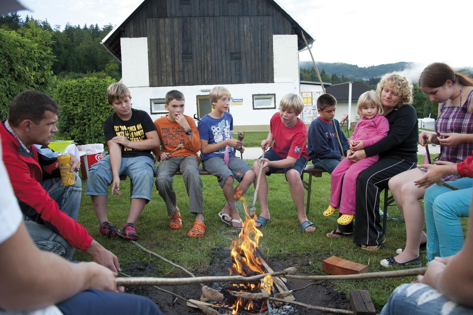 FKK Camping Müllerhof Kärnten Österreich Austria | FKK